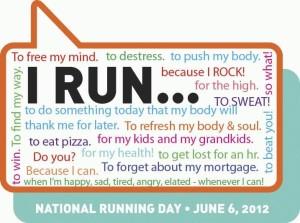 I run runtastic