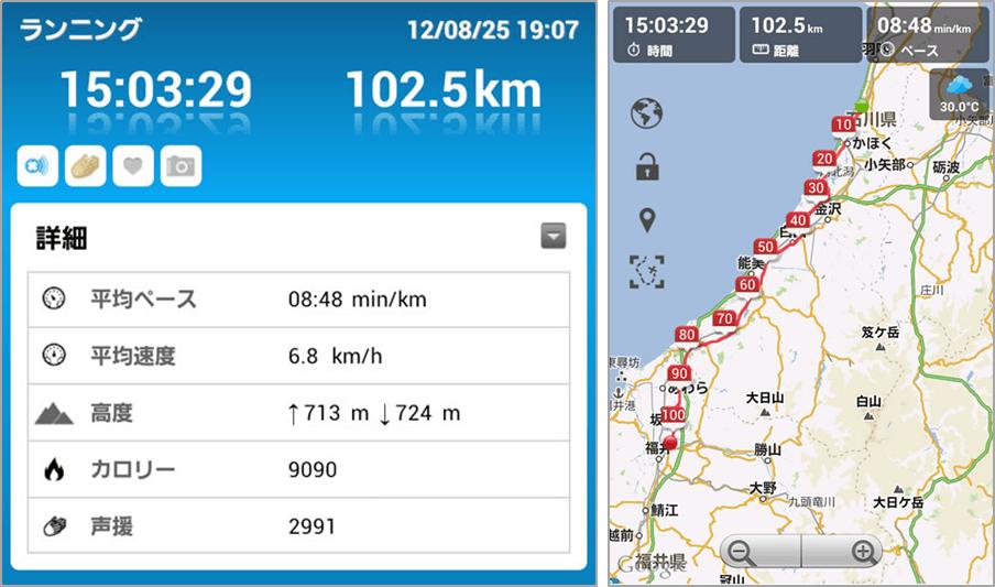 100-km Lauf
