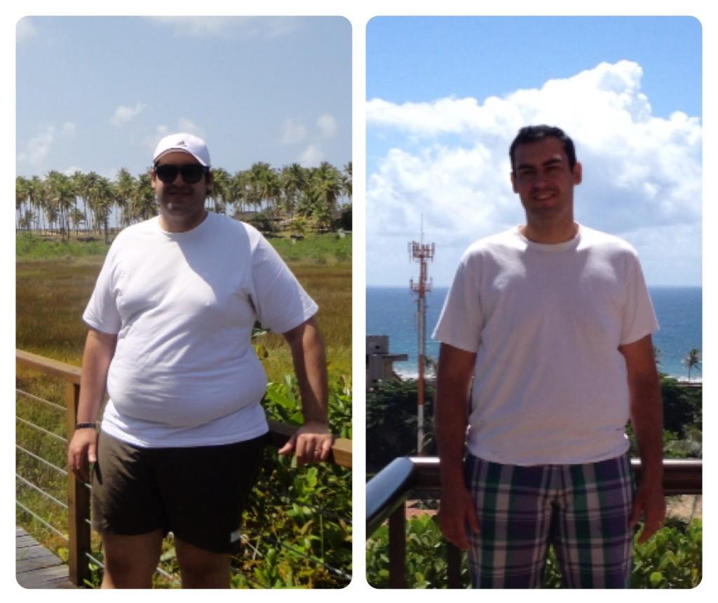 Von 157 kg auf 104 kg - Doch das war erst der Anfang!