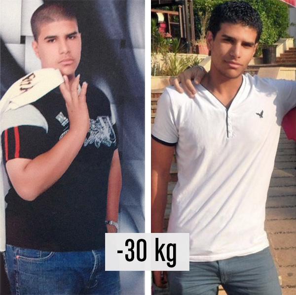 Ahmeds Erfolgsgeschichte