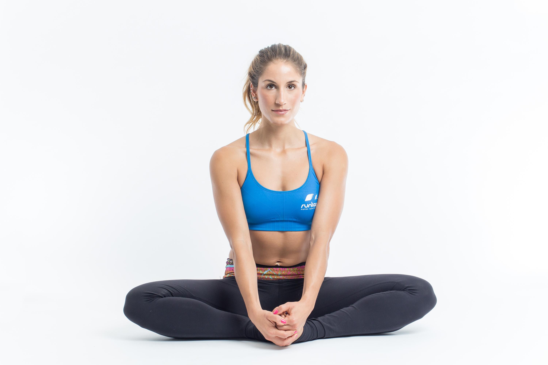 Yoga Poses for Runners - Cobbler
