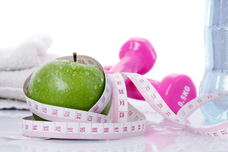 Gesunde Körpermaße