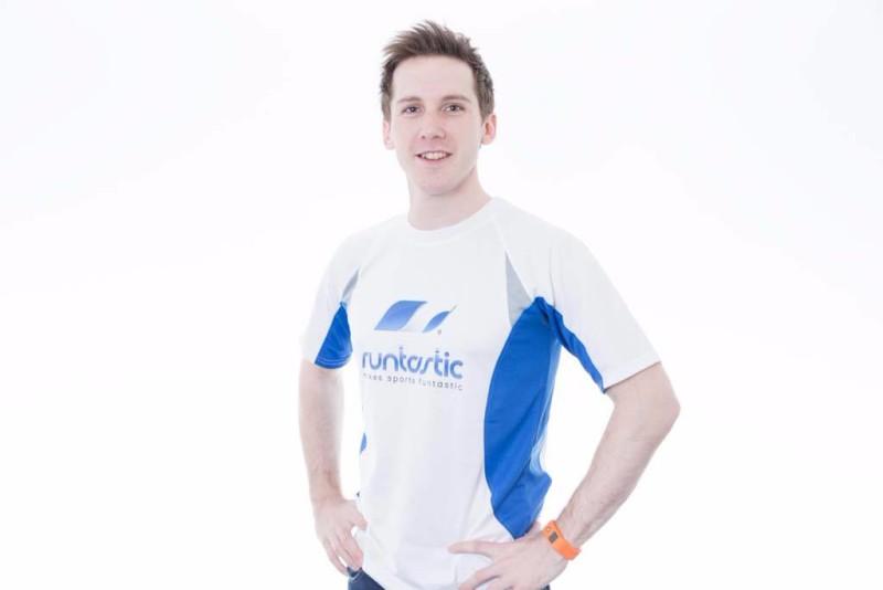 Runtastic Marathon training