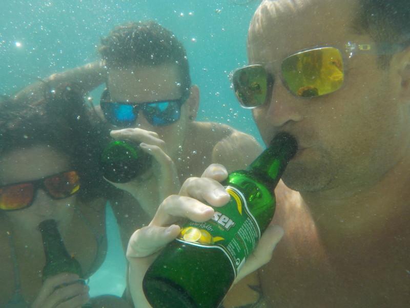 Runtastic Pool Underwater