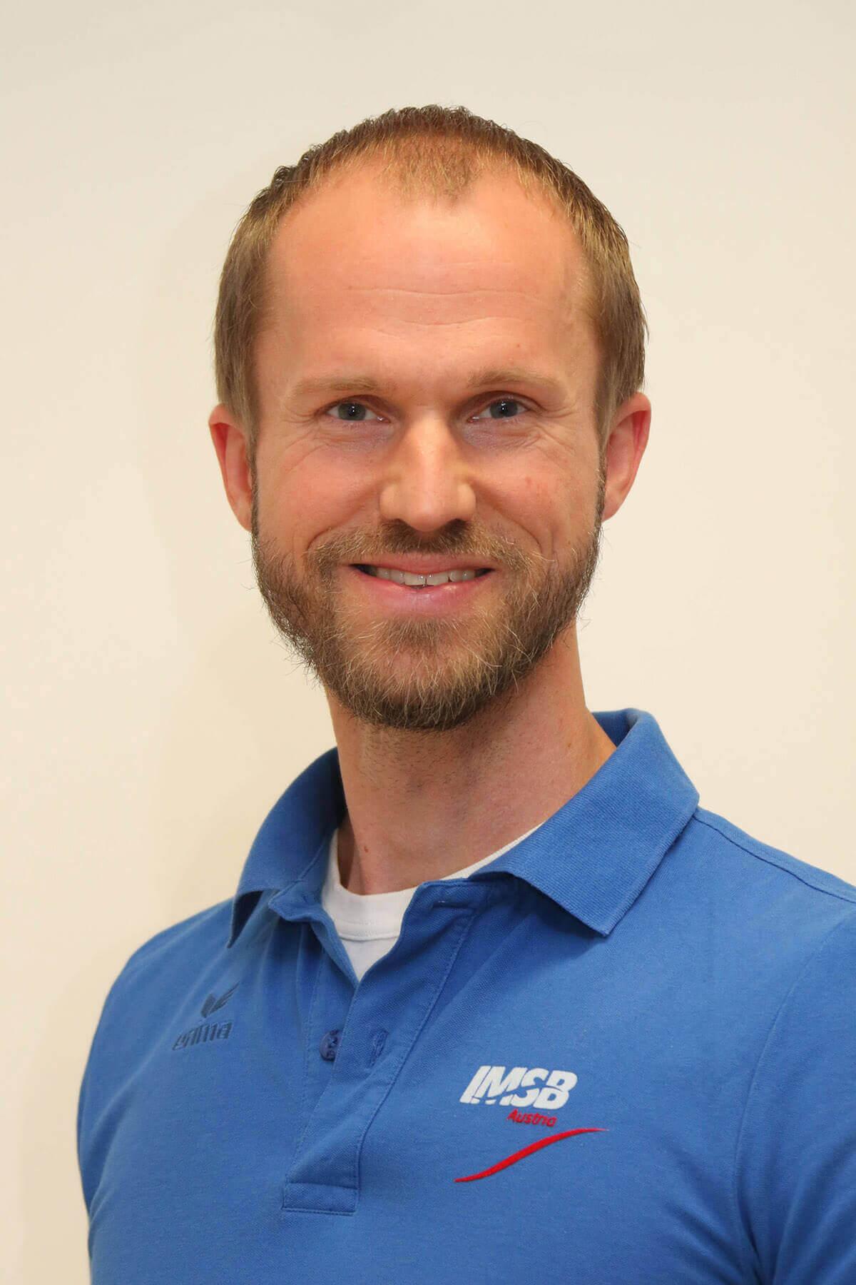 René Franz, nutricionista do IMSB da Áustria