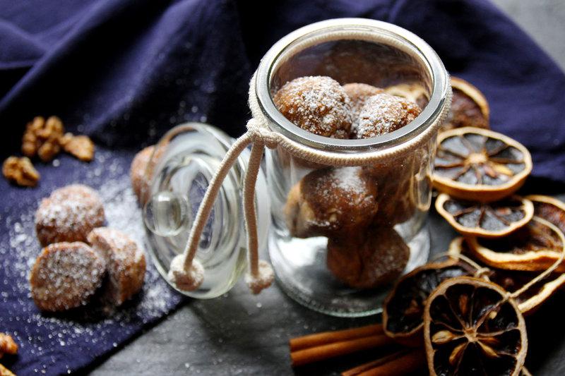 Nussknacker Kekse im Glas