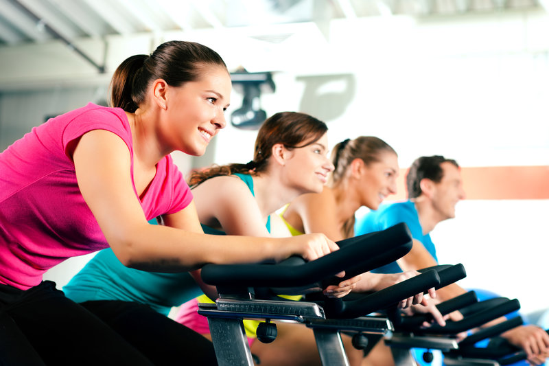 High Intensity Interval Training on the bike-ergometer