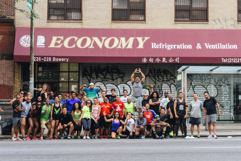 New York Bridgerunners