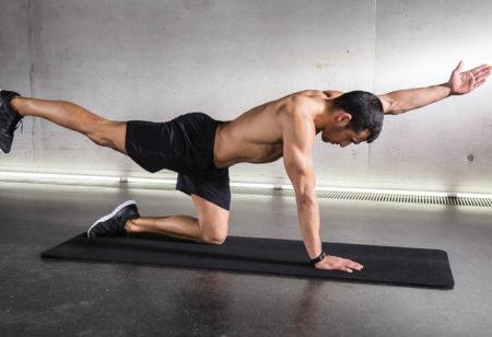 6 exercices pour un dos puissant