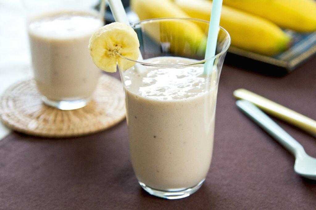 Proteinshake Banane
