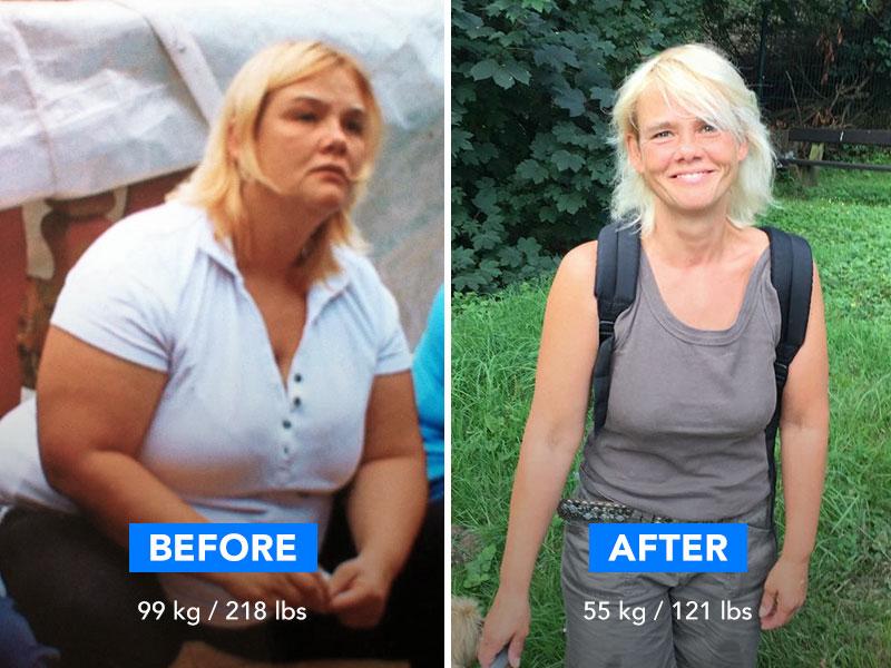 Runtastic Success Story Inge Linke.