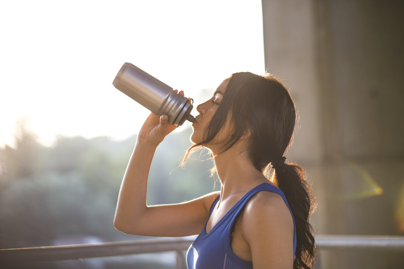 Proper hydration is critical for your body to function properly.