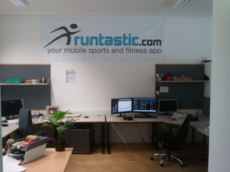 Runtastic office then.