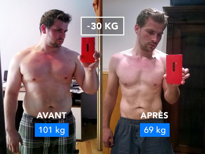 Voici comment Tommy a réussi à perdre 30 kg avec Runtastic