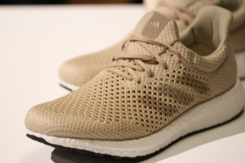 adidas Futurecraft Biofabric shoe.