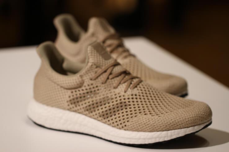 adidas Futurecraft Biofabric shoe.