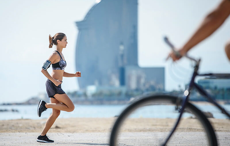 Running On The Beach 4 Benefits Of Jogging On Sand