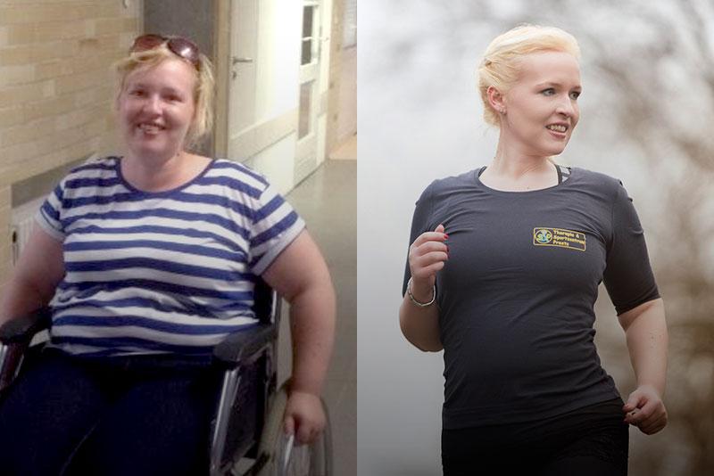 vraies histoires de perte de poids de la vie
