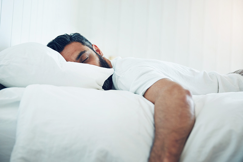 dormire a pancia in giù