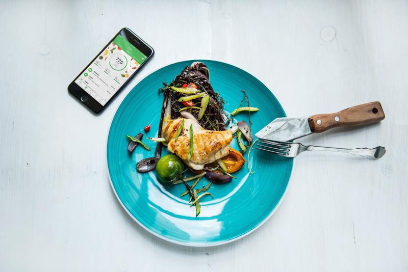 App Balance per tracciare il cibo