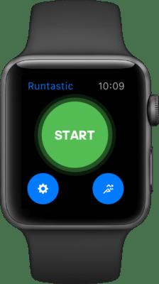 Apple Watch Runtastic