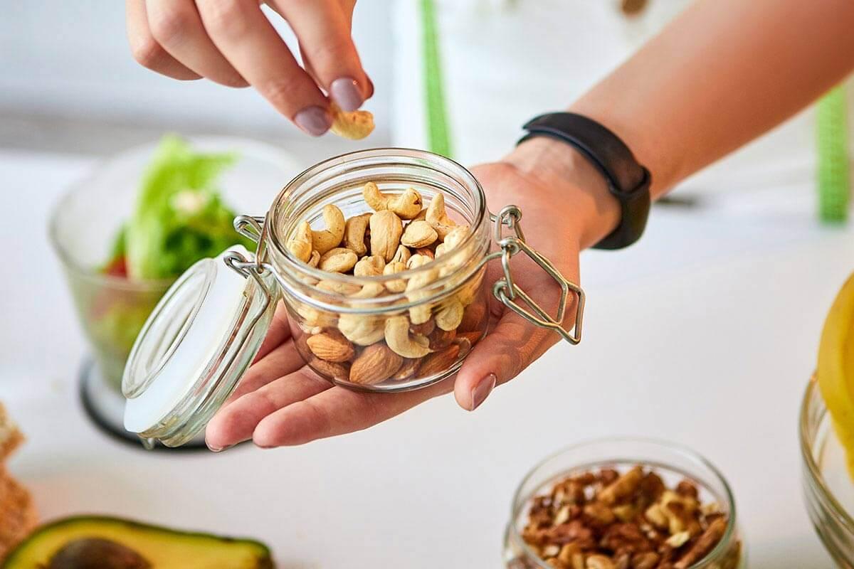 Castanhas são alimentos ricos em calorias e muitos nutrientes: perfeitas para engordar com saúde!