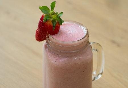 Runtasty Erdbeer-Bananen-Smoothie