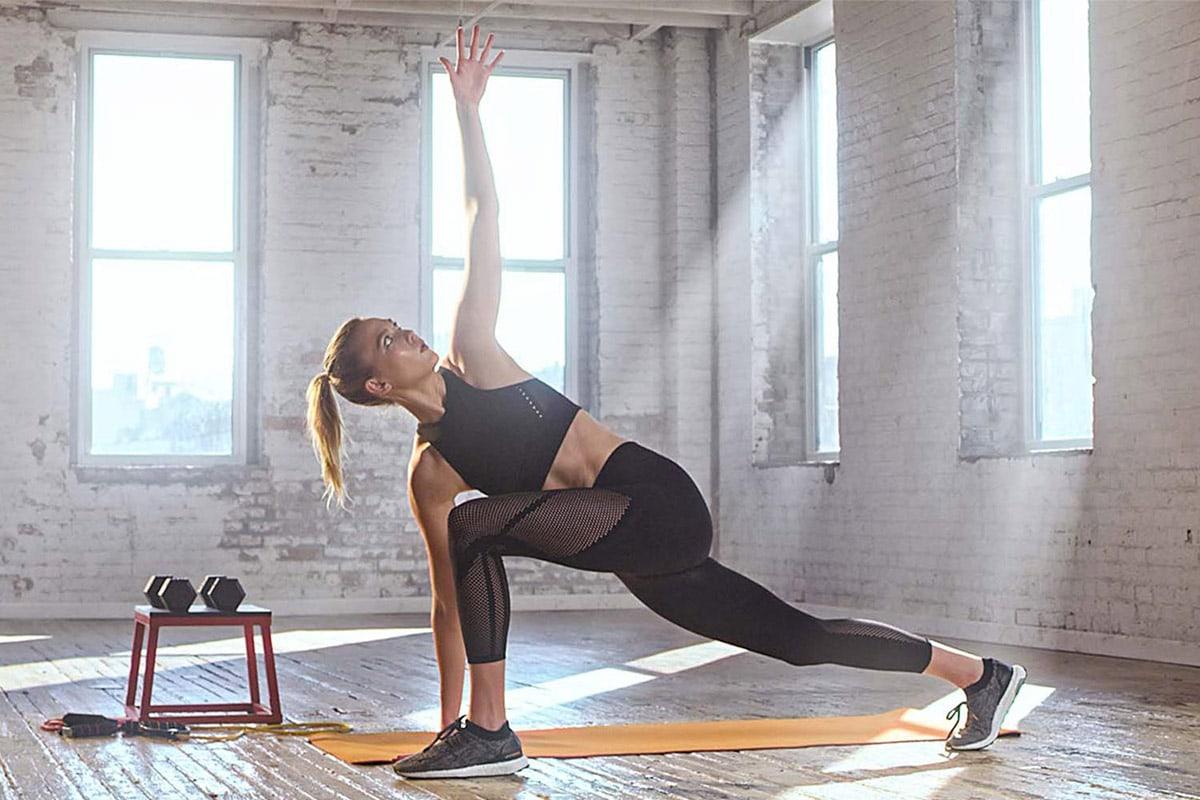 yoga übungen zum abnehmen für zuhause