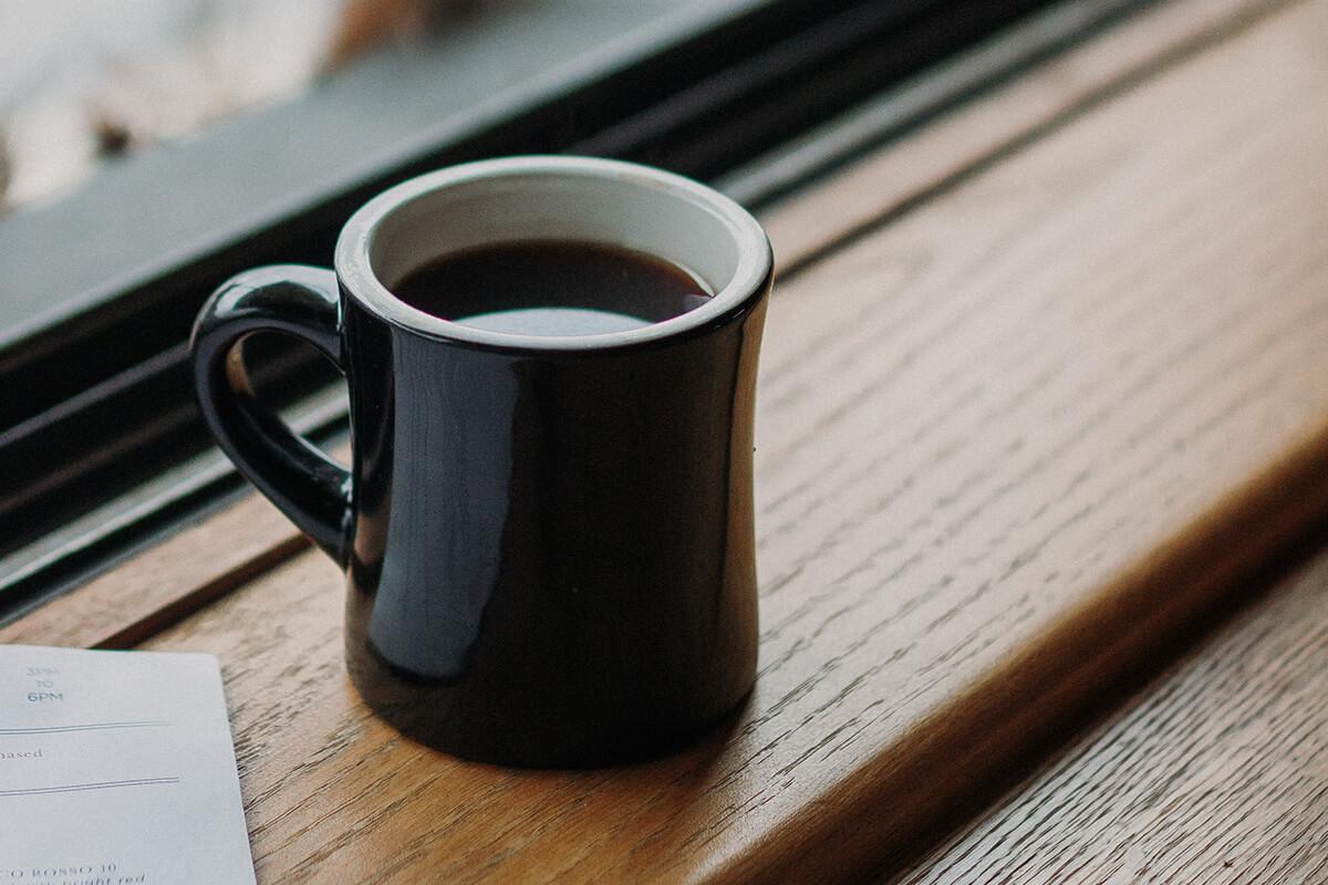 attention au café trop sucré le matin