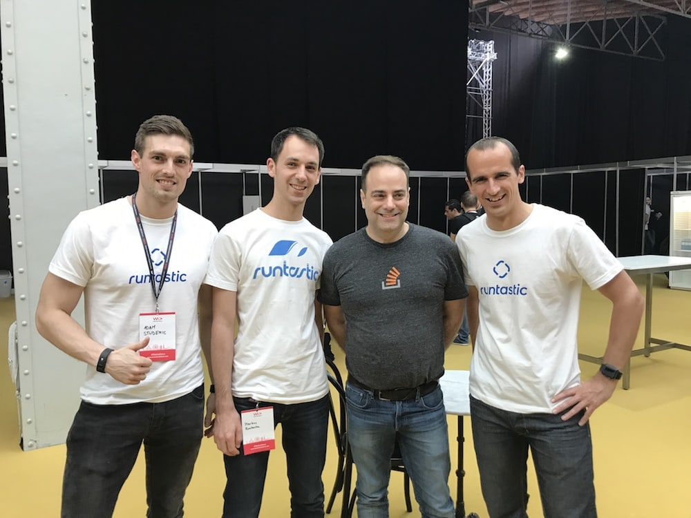 Runtastic at the WAD conference
