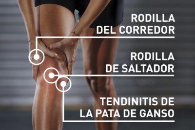 remedios para dolor de rodilla por correr