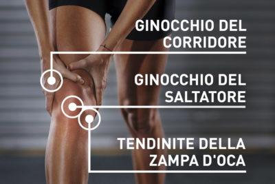 Problemi al ginocchio