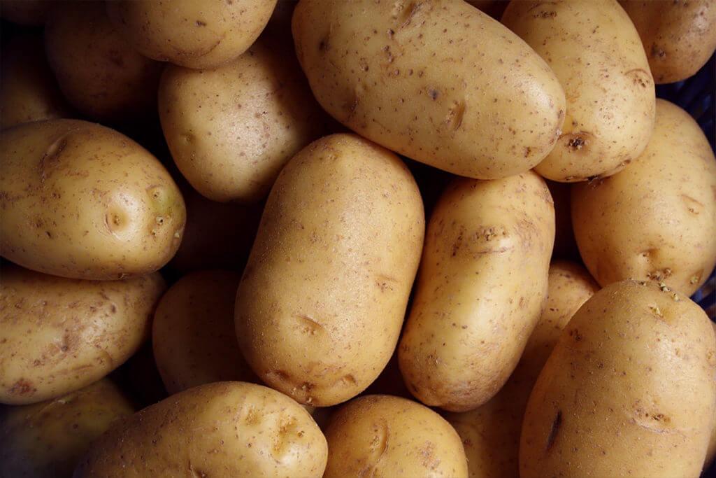 Le patate sono un altro alimento importante per i runner