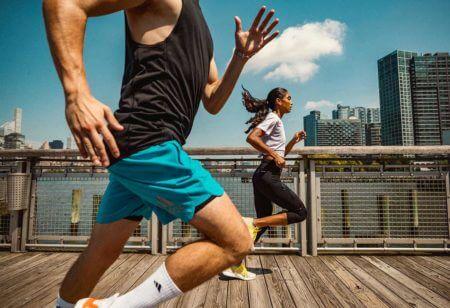 2 runners en ville