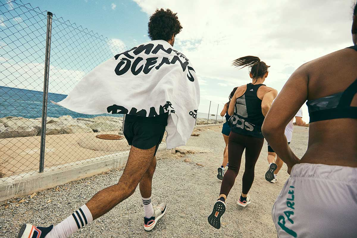 Run For The Oceans: A group of runners joins the movement