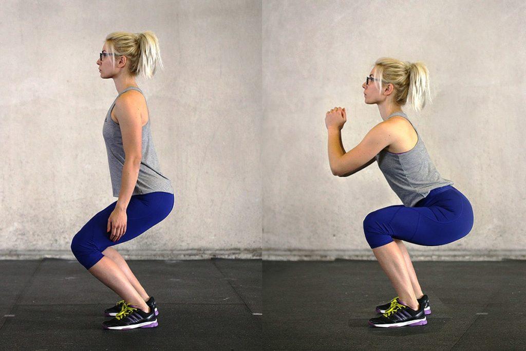 Les squats