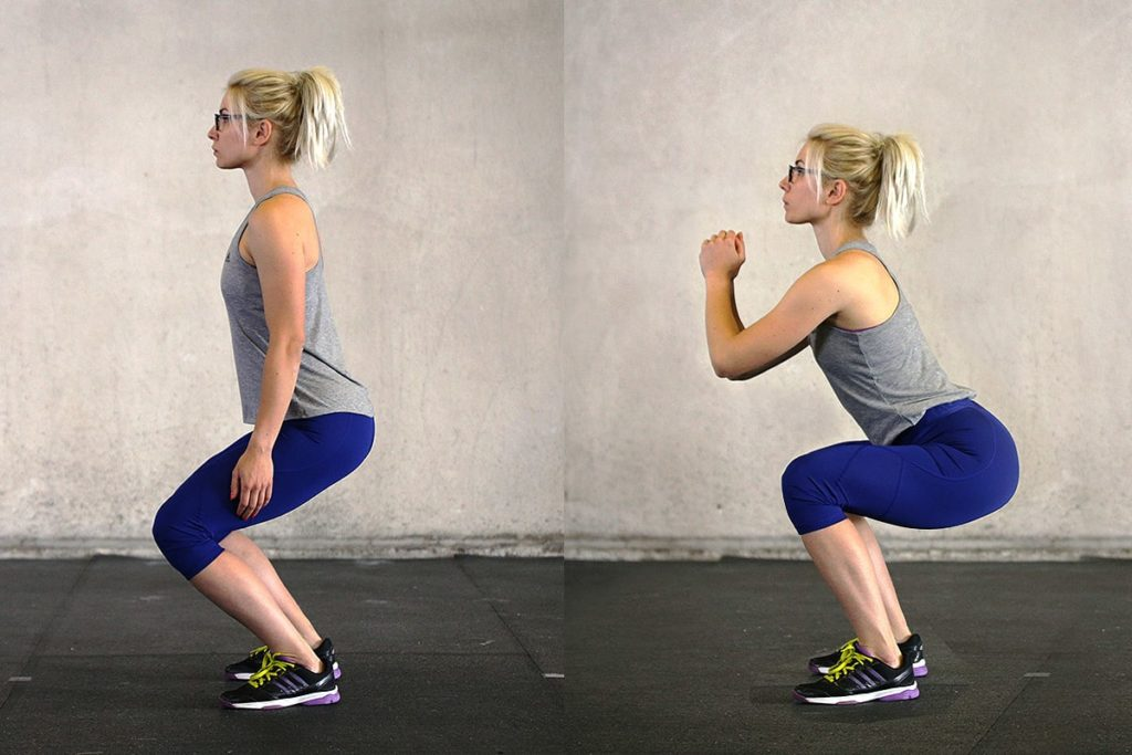 Squats 101: How to Do Squats and Which Muscles They Activate