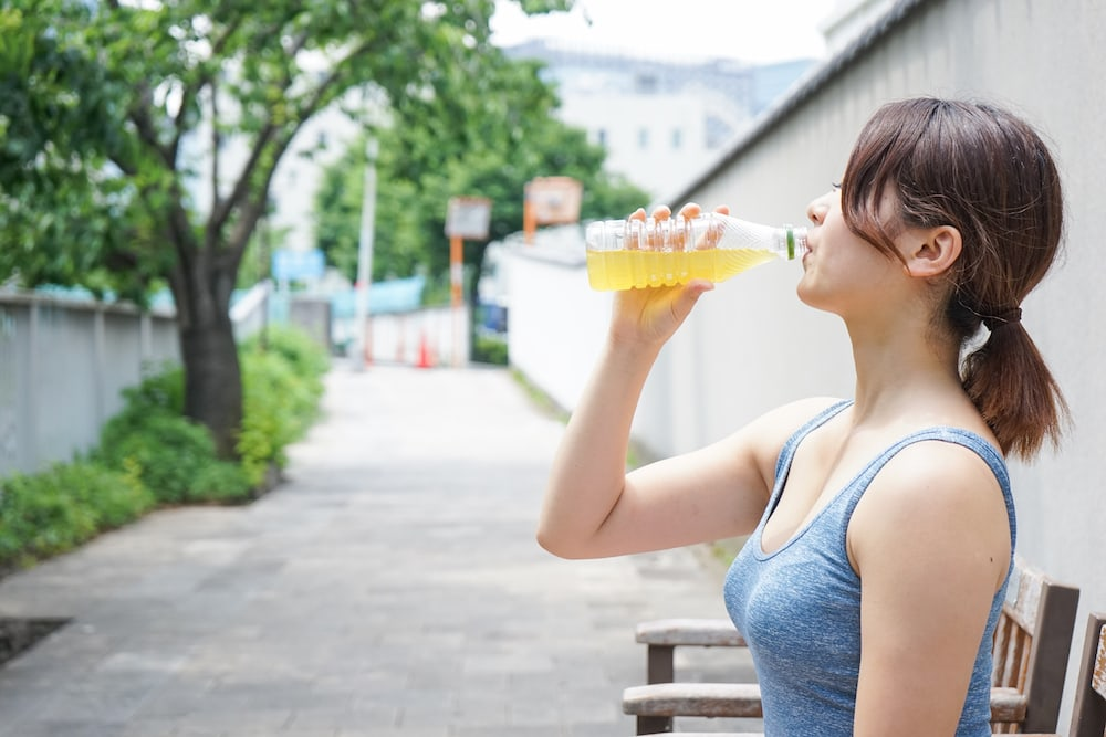 Isotonische Getränke