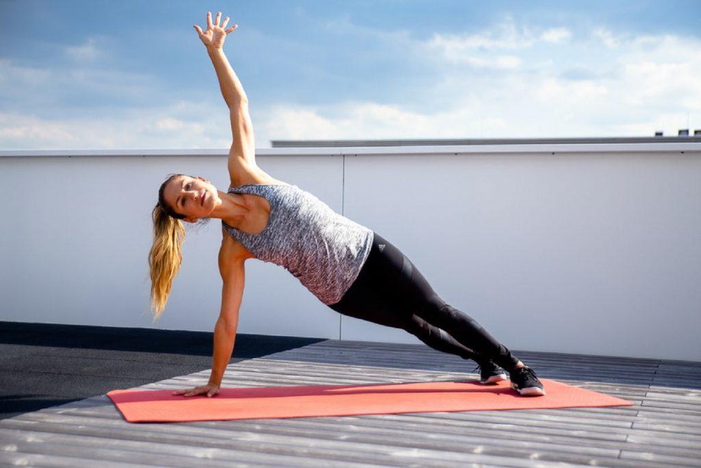 Planks: 9 variaciones que debes probar en tu próximo entrenamiento