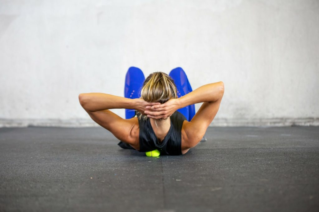 Do como dor muscular exercício a parar