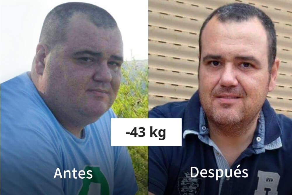 hoy muestran historias de éxito de pérdida de peso