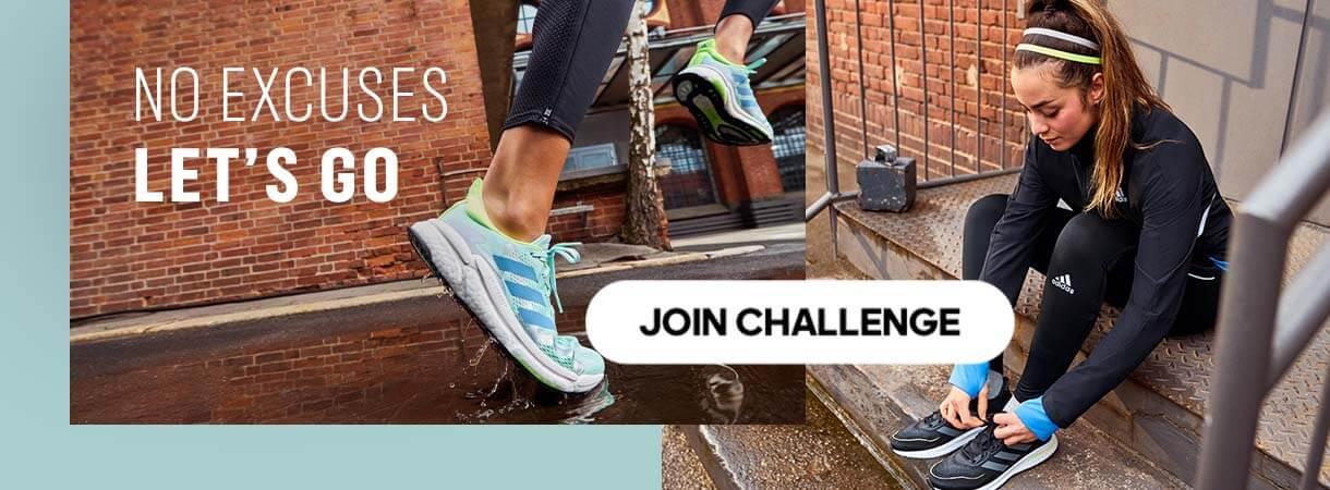 adidas Running Challenge banner