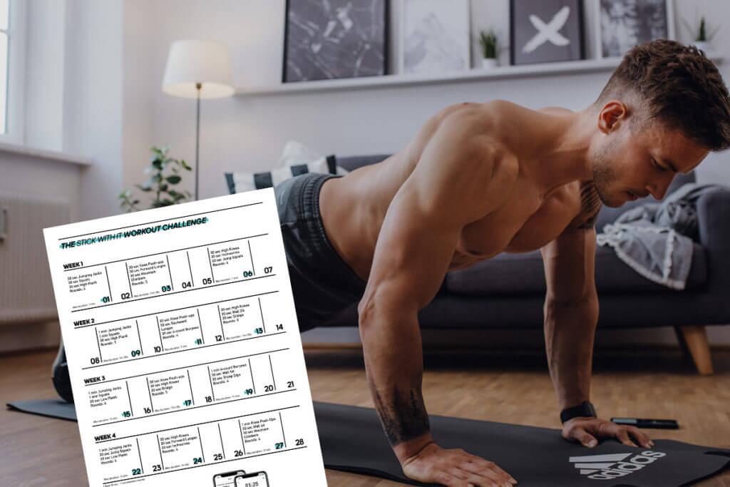 come perdere esercizi con i pesi per i principianti a casa