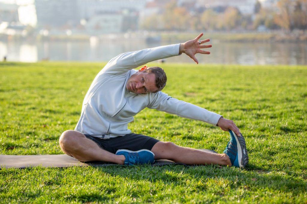6 ejercicios de estiramiento de brazos