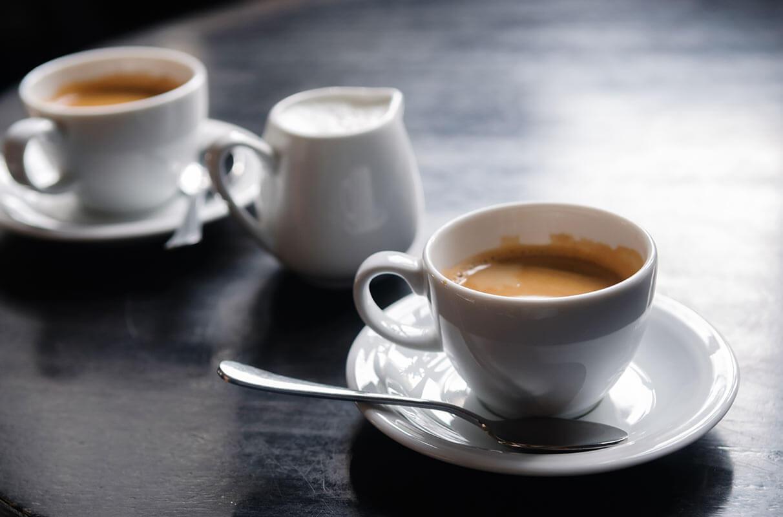 2 Tassen Espresso