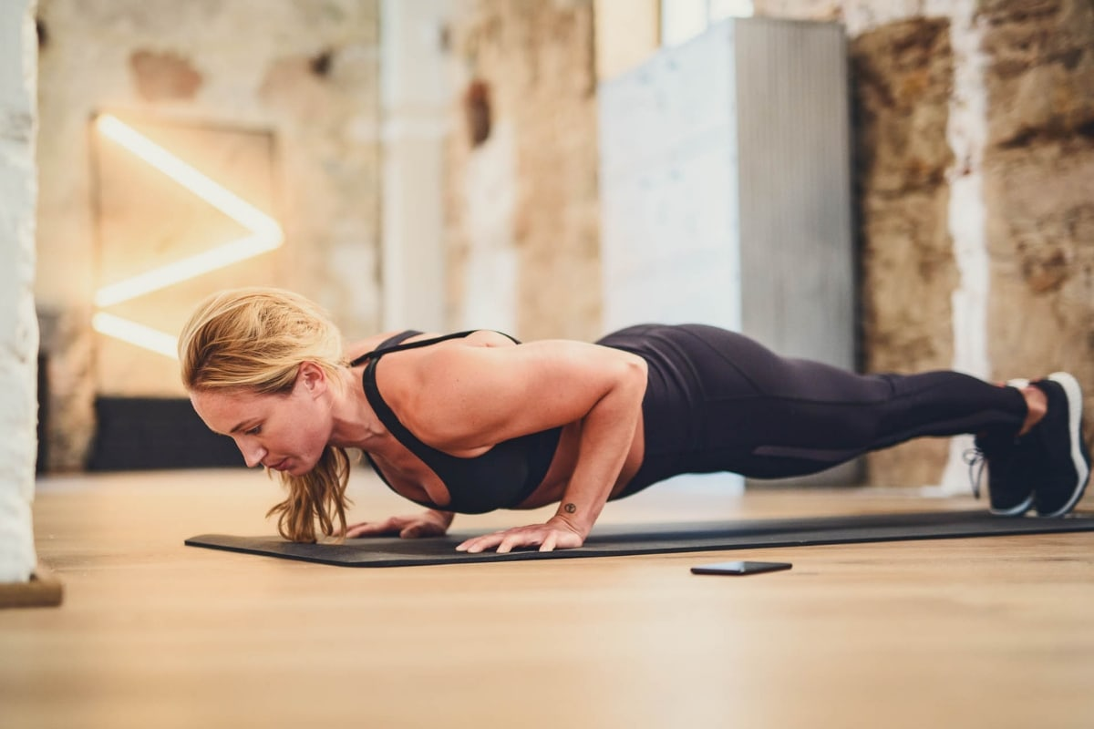 Push-ups: cómo empezar a hacer flexiones si aún no puedes