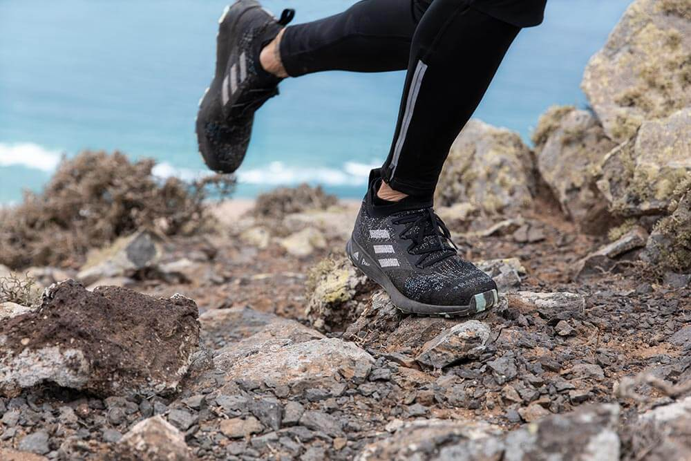 adidas Terrex shoes - ideal for trail running