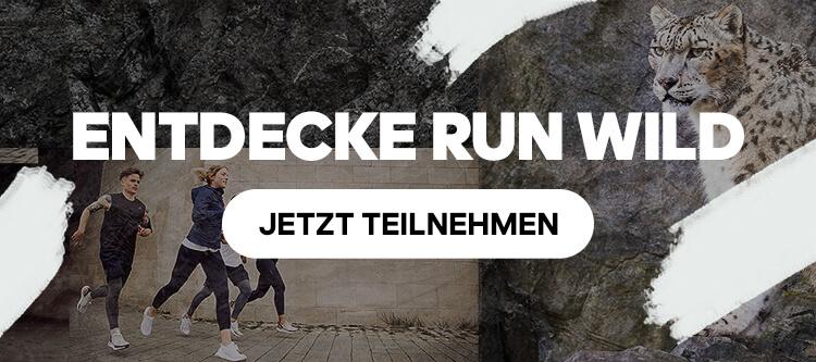Run Wild - jetzt teilnehmen