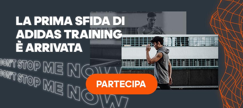 adidas Training sfida
