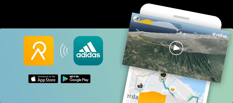 Aplikacja mobilna relive